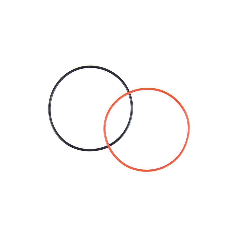 O- RINGE RUBBER / GUMMI  für Bajonett-Verschluss