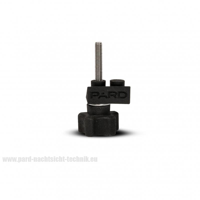 PARD - ADAPTER Schraubenset f. Schnell - Schraubensystem Art.Nr. 18007- für  PARD UNI  ADAPTER UNIVERSAL  Ø 40,3mm - 48 mm