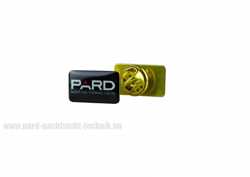 PARD-  NIGHT AND THERMAL VISION   /  METALL PIN - ABZEICHEN  Art.Nr. 5009