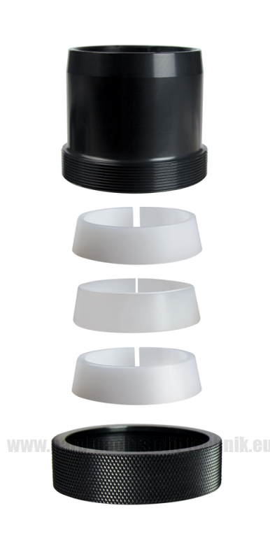 PARD PATRONUS SPEED UNI 3 ADAPTER / Universal Adapter 35,2-  47 mm Ø   Art.Nr. 36007