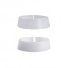 SPEED - ADAPTER- PVC-DISTANZRINGE - 2SET - PVC Ø 39.0 - 47,0 mm   für PARD 007 / 007A / Art. Nr. 140003