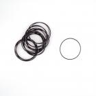 O- RING SET RUBBER / GUMMI  für Bajonett-Verschluss am PARD 007  und 007A / NV 850 Art.Nr. 50000