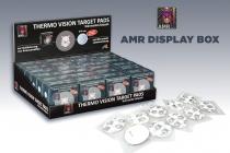 AMR – WÄRMEBILD- ZIELPADS HÄNDLER THEKEN DISPLAY 24 BOX Art.Nr. 21002
