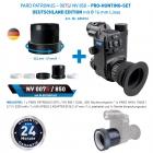 PARD NV-007S 850 HD-Dual-Use Nachtsichtgerät Wersset mit UNIVERSAL SPEED ADAPTER geeignet Ø 35,2-47,0 mm Art.Nr.23210716