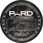 PARD-  NIGHT AND THERMAL VISION   / AUFKLEBER Art. Nr. 5003
