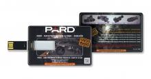 PARD -   PREMIUM  32 GB - USB KUNDEN  SERVICE-  KARTE  Art. Nr. 5006