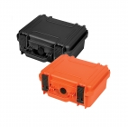 PARD - Hartschalen- Koffer Modell II orange  IP67-zertifiziert (4,5 Liter) mit teilbarer Schaumstoffeinlage Art. Nr. 201902