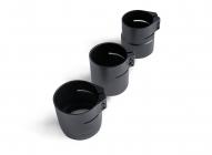 PARD ALU UNI-ADAPTER  / lieferbar im Ø 40,3mm - 48 mm für / zur Montage für  NV-PARD 007 am ZF Art. Nr.5007